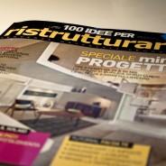 """Our Villa Levanta in """"100 Idee per Ristrutturare"""""""