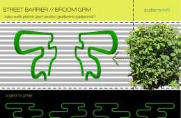 Broom Grm